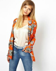 Bold floral prints I'm loving.  This one's from ASOS