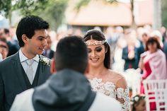 Tulle - Acessórios para noivas e festa. Arranjos, Casquetes, Tiara   ♥ Bruna Graziuso