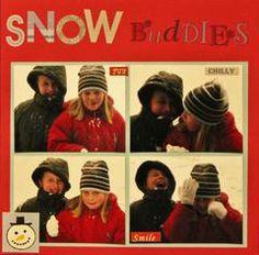 Snow Buddies - Angie's Gallery