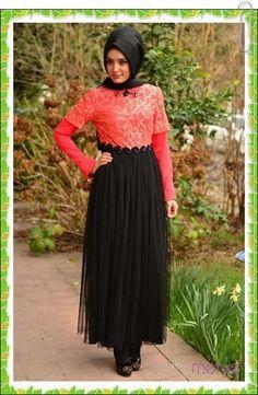 Sefamerve Aramiss Giyim Yeni Sezon Tesettür Elbise Modelleri