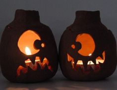 Pumpkin carving idea!