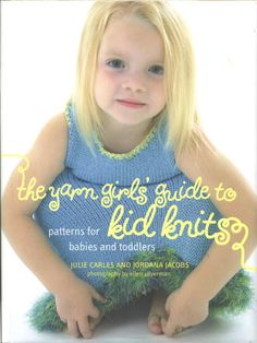 The Yarn Girls Guide to Kid Knits - 猫咪窝(11) - Picasa Albums Web