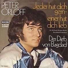 Peter Orloff. Jeder hat dich gern, einer hat dich lieb. 1971