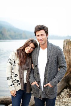 Perfect for fall outdoorsy shoot in the mountains or on the water