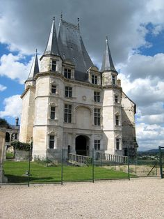 Chateau de Gaillon, France