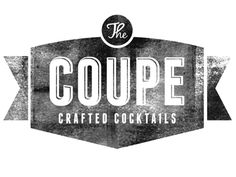 The Coupe designed by Think to Make. Connect with them on Dribbble; 1920s Speakeasy, 1920s Theme, Collateral Design, Cigar Bar, Event Marketing, Craft Cocktails, Design Inspiration, Branding, Logos