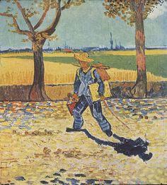 Van Gogh Painter on the road to Tarascon