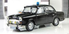 Hindustan Ambassador Deagostini 1:43 1958 Indian police model 13 #Deagostini #HindustanAmbassador
