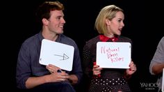 "Co-Star Connections With the Cast of ""The Hunger Games: Catching Fire"" (..."