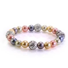 Bring romance into your life with this sweet bracelet.