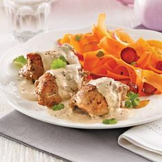 Ce mets à base de poulet, d'épices et de yogourt figure parmi les plus populaires des recettes indiennes!