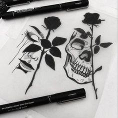 Skull Cut Tattoos # skull # tattoos Best Picture For tattoo tiny For Your Ta Hand Tattoos, Tattoos Skull, Skull Tattoo Design, Dope Tattoos, Arm Tattoo, Body Art Tattoos, Sleeve Tattoos, Tattoos For Guys, Tattoo Designs