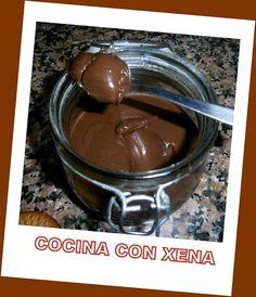 COCINA CON XENA: Leche condensada chocolateada...en TH