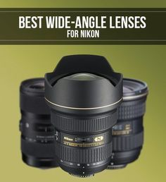 Looking for the best wideangle lenses for your Nikon DSLR? We've looked at a ton of lenses and ended up with the 5 best choices in terms of high image quality, great value for the price and u…