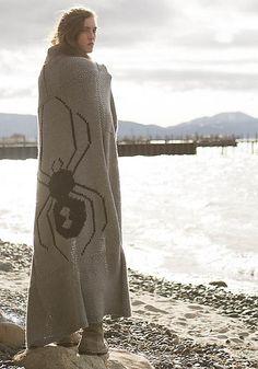 Ravelry: Spider Blanket pattern by Kristen Ashbaugh-Helmreich from Stitch Mountain by Laura Zander