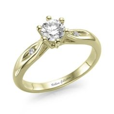 I would like it in silver. http://www.rothemcollection.com/productcart/pc/catalog/yellow-simple-diamond-ring_614_detail.jpg