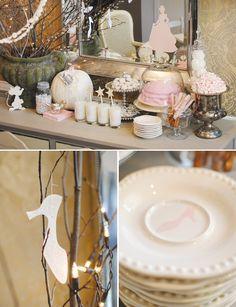 Fairytale-Themed Bridal Shower