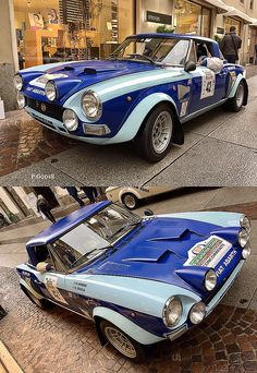 Fiat Abarth 124 Rally Fiat 124 Spider, Fiat Abarth, Rally Car, Cars And Motorcycles, Muscle Cars, Sport, Alfa Romeo, Motorbikes, Vehicles