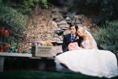 dreamy backyard budget friendly wedding