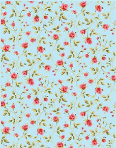 Rest your head on one of Zazzle's Floral decorative & custom throw pillows. Add comfort and transform any couch, bed or chair into the perfect space! Pattern Floral, Motif Floral, Flower Patterns, Floral Prints, Background Vintage, Background Patterns, Vintage Flower Backgrounds, Vintage Paper, Vintage Floral