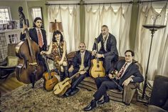 A new sound emerged from the deeply creative atmosphere of Paris' cafés and clubs in the 1930s. Led by guitarist Django Reinhardt and violinist Stéphane Grappelli, the Quintette du Hot Club de France pioneered a new style of music, soon dubbed hot jazz, jazz manouche and, as a nod to...  http://www.davisenterprise.com/arts/hot-club-of-san-francisco-to-play-gypsy-jazz/  #davisenterprise #Arts, #Music