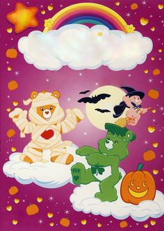"Care Bears ""Halloween"""