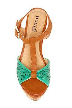 Bucco Kolada Wedge Sandal