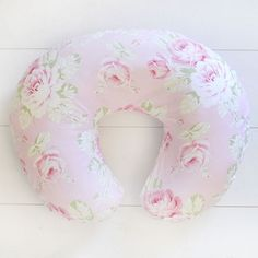 Pink Floral Boppy Cover is made to fit the standard Boppy Bare Naked Pillow. Remove slipcover for easy washing. Includes Boppy Cover, but not Boppy Pillow. Boppy Nursing Pillow, Boppy Pillow Cover, Nursing Pillow Cover, Nursing Covers, Pillow Covers, Baby Girl Gifts, My Baby Girl, Baby Love, Pink Girl