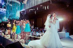 汇爱婚礼策划-北京国贸大酒店 汇爱婚礼|缘是一个圆-真实婚礼案例-汇爱婚礼策划作品-喜结网