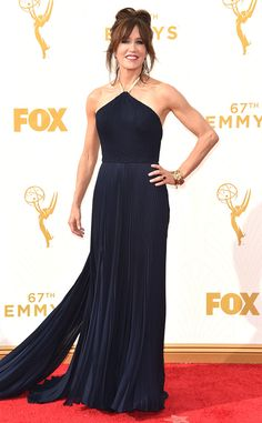 Felicity Huffman from 2015 Emmys: Red Carpet Arrivals | E! Online