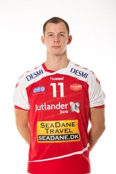 ffb1e0f0603 European Handball Federation - Simon Hald Jensen / Player | Håndbold ...