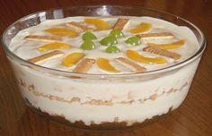 Kuche Guten Appetit: Käse-Sahne-Dessert