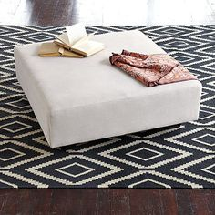 Living room - rug