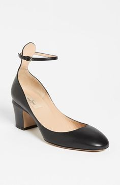 Valentino 'Tan-go' Pump available at #Nordstrom