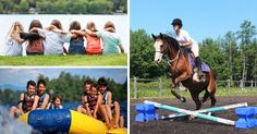 The friendships, the activities, the incredible views...we can't wait for this summer! #mainecamps
