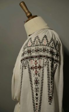 Elsa, Folk, Costumes, Popular, Embroidery, Long Sleeve, Sleeves, Women, Fashion