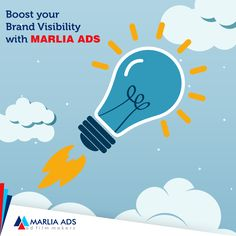 Boost your Brand visibility with Marlia Ads  #MarliaAds #AdFilms #CorporateFilms #Animation #PhotoShoot