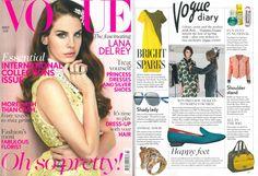 Nicholas Kirkwood featured in Vogue