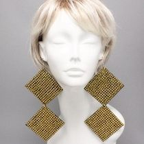 $12.00 statement earrings  #statement #jewelry