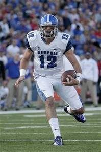 Trinity's Paxton Lynch is key reason for 5-0 Memphis | News-JournalOnline.com