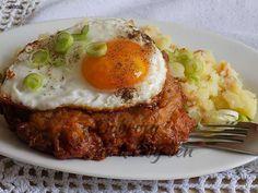 Meatloaf, Eggs, Breakfast, Food, Morning Coffee, Essen, Egg, Meals, Yemek