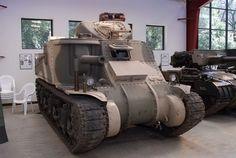 M3A5 Grant II – WalkAround
