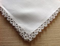 A personal favourite from my Etsy shop https://www.etsy.com/uk/listing/265480200/vintage-handkerchief-with-decorative