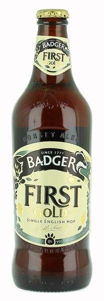 Badger First Gold | Badger Brewery