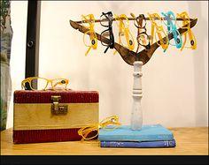 Clothes Hanger'd Eyewear #merchandising