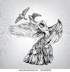 Dance with birds