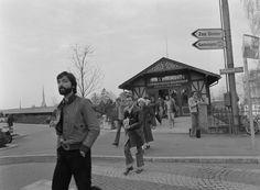 Zürich, Polybahn, 1978 Switzerland, Che Guevara, The Past