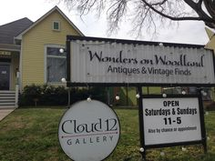 Wonders on Woodland Nashville on Under the Oaks blog : Have a delightful week.