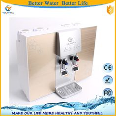 Best Cold and Hot Countertop Water Filter Dispenser RO Water Purifier