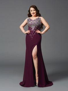2017 Plus Size Prom Dresses!